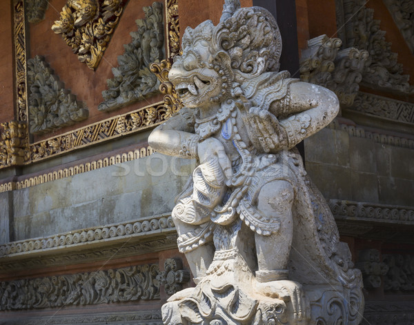 Temple bali Indonésie belle bâtiment Photo stock © Mariusz_Prusaczyk
