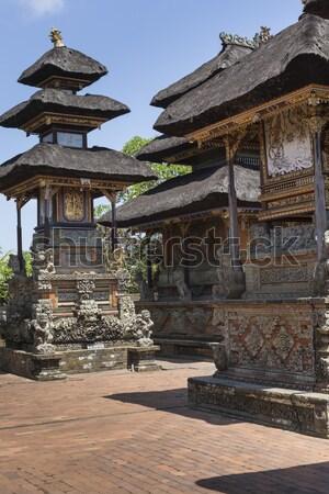 świątyni bali piękna budynku sztuki Zdjęcia stock © Mariusz_Prusaczyk