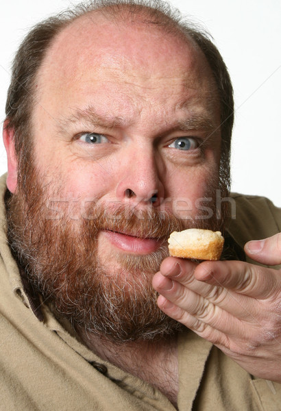 O que estúpido idéia dieta brilhante Foto stock © markhayes