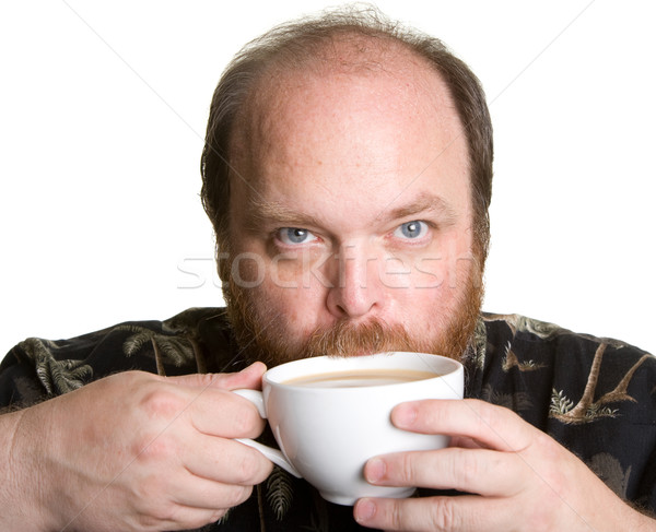 午前 コーヒー 飲料 カップ 手 ストックフォト © markhayes