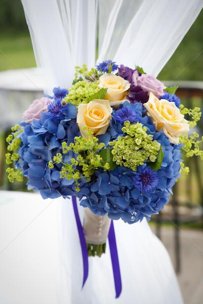結婚式のブーケ ブライダル 花束 花 花 ストックフォト © markhayes