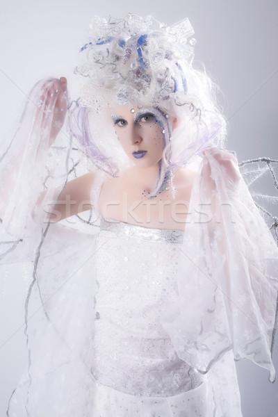 Winter Fairy Stock photo © markhayes