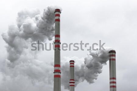 air pollution Stock photo © martin33