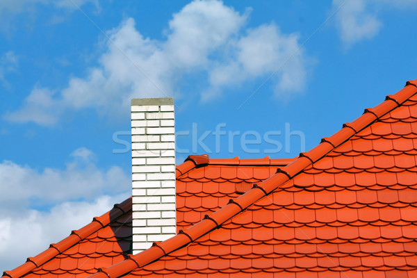 new roof Stock photo © martin33