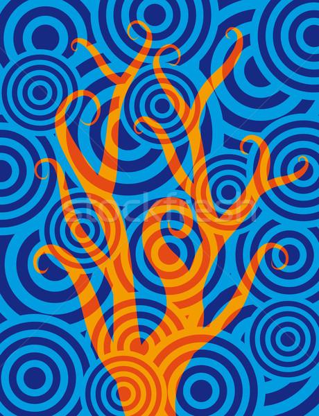 magic tree Stock photo © martin33