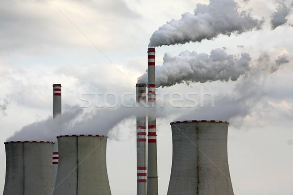 air pollution Stock photo © martin33