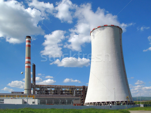 power plant Stock photo © martin33
