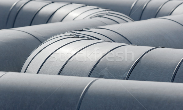 pipeline tubes Stock photo © martin33