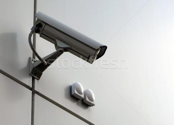 Aparatu bezpieczeństwa technologii bezpieczeństwa oglądać obwodu bezpieczeństwa Zdjęcia stock © martin33