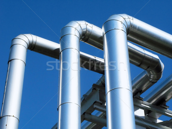 pipeline Stock photo © martin33