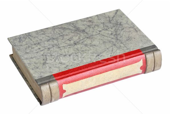 Eski kitap okul dizayn arka plan imzalamak okuma Stok fotoğraf © martin33