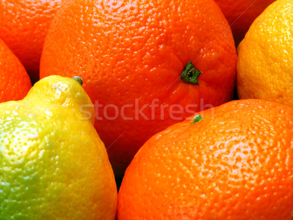 Fruits fruits fond jus fraîches Photo stock © martin33