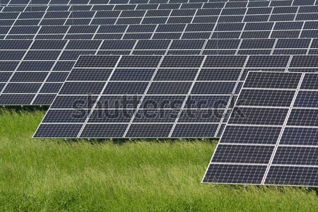 solar power station Stock photo © martin33