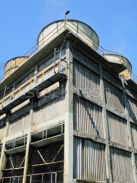 industrial building Stock photo © martin33