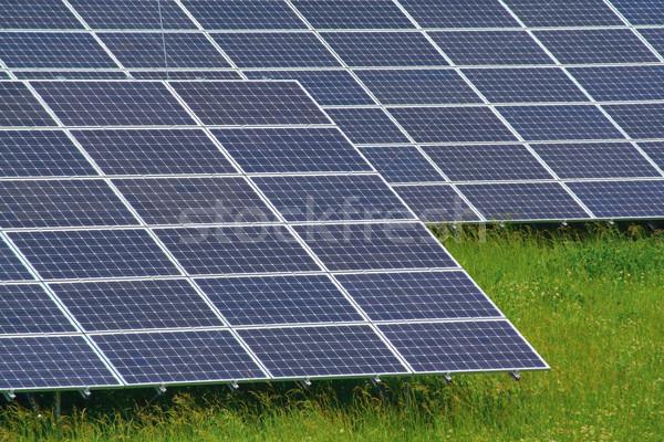 solar power plant Stock photo © martin33