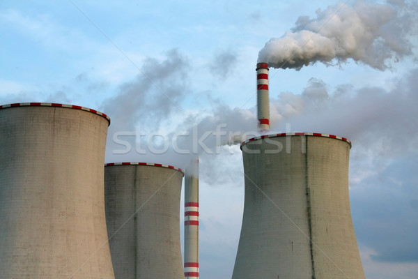 industrial scenery Stock photo © martin33