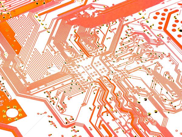 computer circuit Stock photo © martin33
