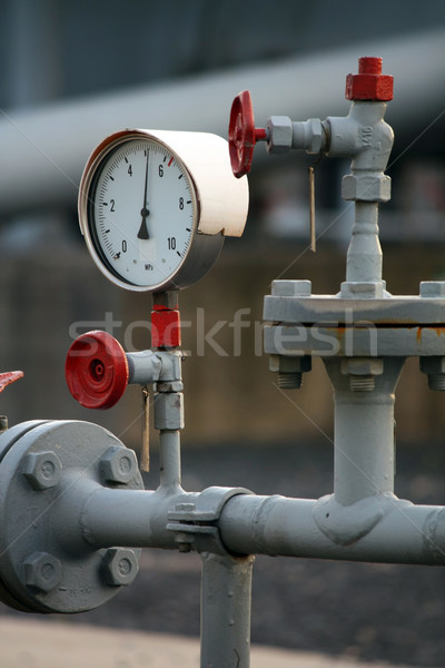 gas manometer Stock photo © martin33