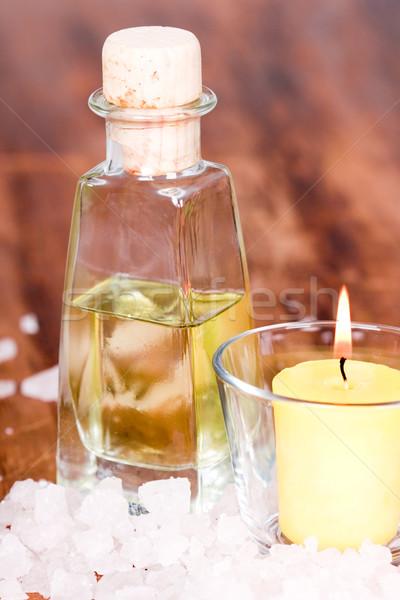 bath and spa items Stock photo © marylooo