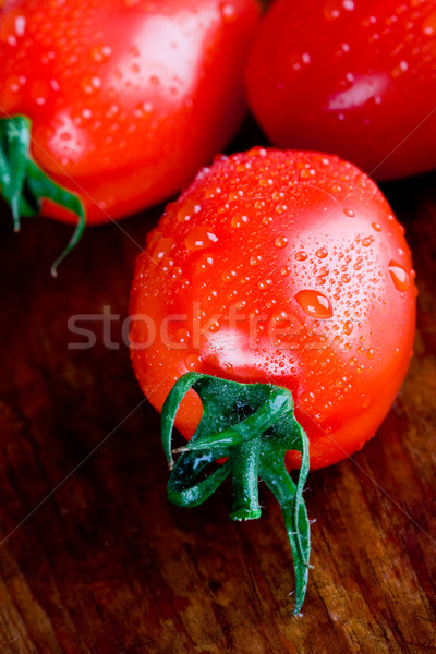 tomatoes Stock photo © marylooo
