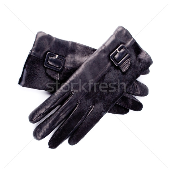 black gloves Stock photo © marylooo