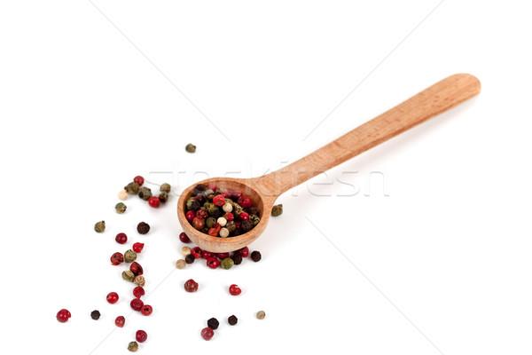 mixture of peppers  Stock photo © marylooo