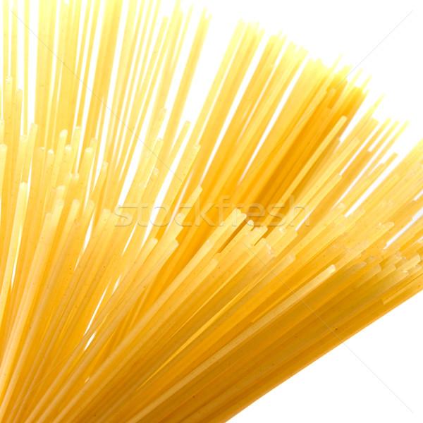 uncooked spaghetti  Stock photo © marylooo