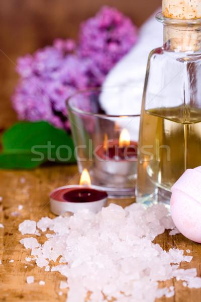 bath and spa Stock photo © marylooo