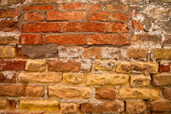 old brick wall texture Stock photo © marylooo