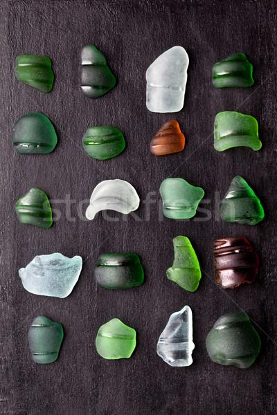 sea glass bottlenecks Stock photo © marylooo