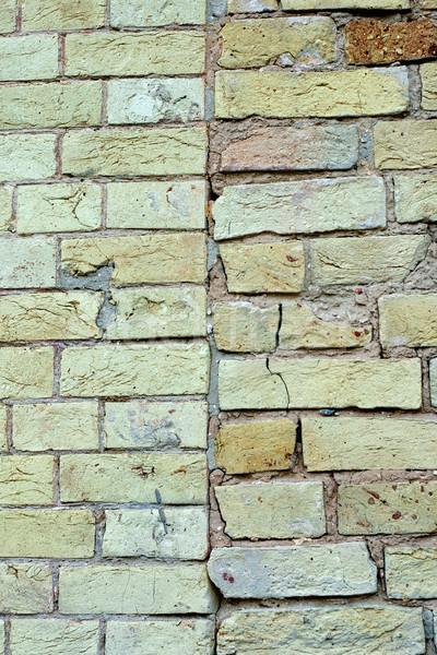 brick wall background Stock photo © marylooo