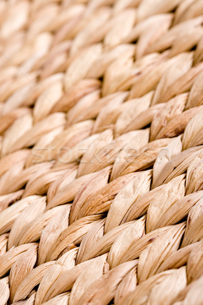 straw mat  Stock photo © marylooo