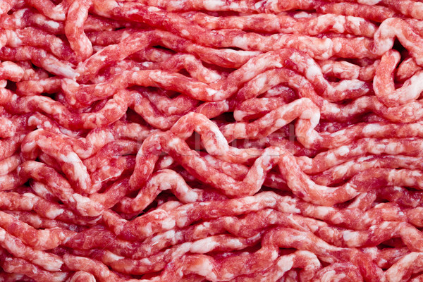 fresh raw minced meat  Stock photo © marylooo