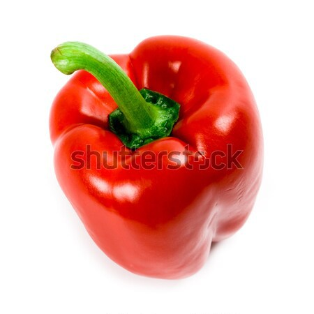 red bell pepper Stock photo © marylooo