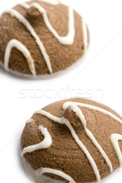 two sweet cookies Stock photo © marylooo