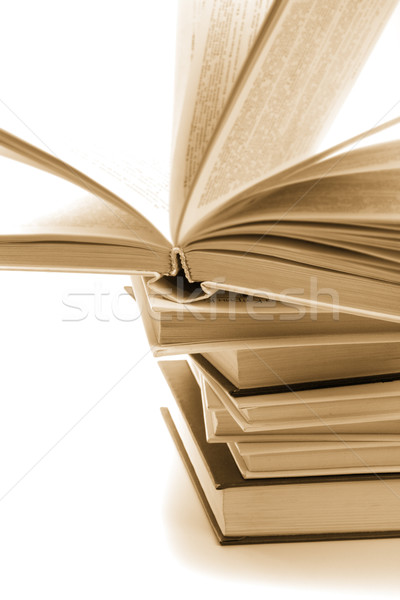 stack of books Stock photo © marylooo
