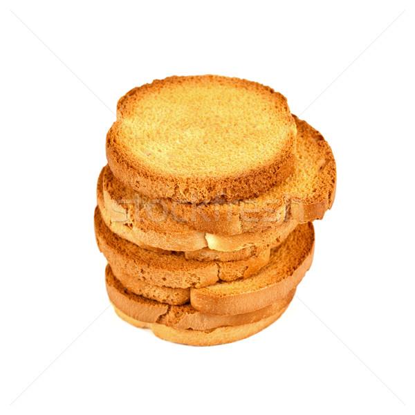 stack of crackers  Stock photo © marylooo