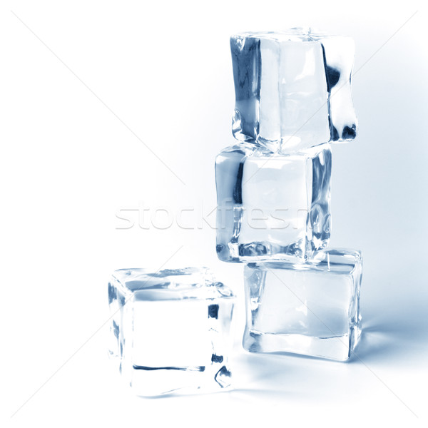 ice cubes Stock photo © marylooo