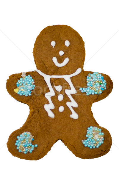 gingerbread man Stock photo © marylooo
