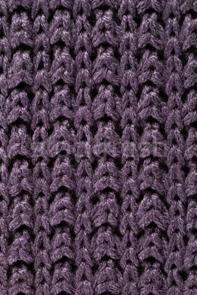 knitted texture Stock photo © marylooo