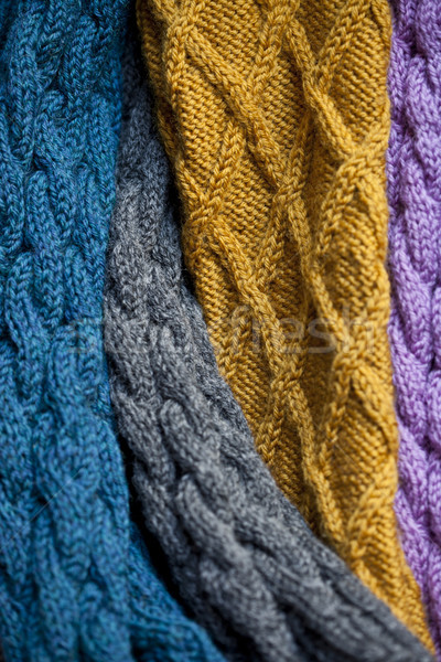 knitted legwarmers Stock photo © marylooo