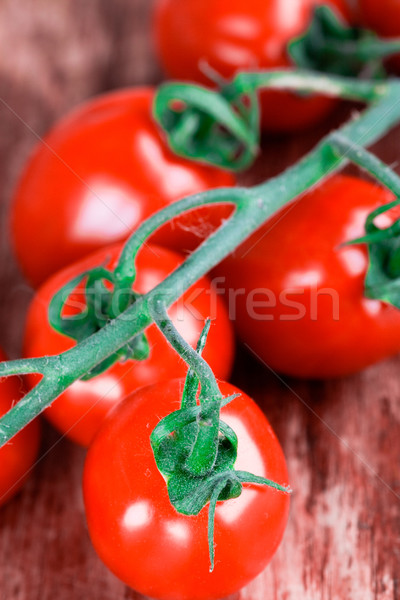 tomatoes bunch Stock photo © marylooo