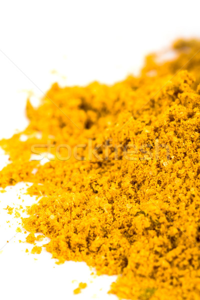 yellow turmeric Stock photo © marylooo