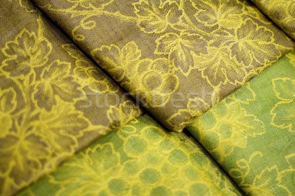 textile background Stock photo © marylooo