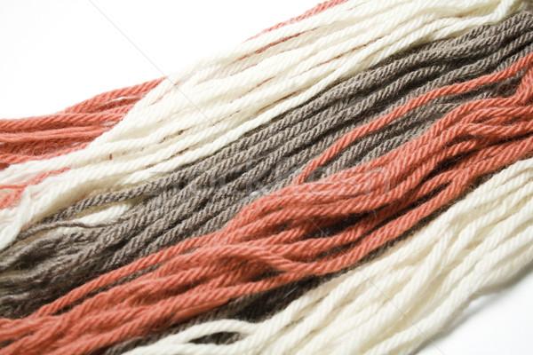 colorful yarn Stock photo © marylooo