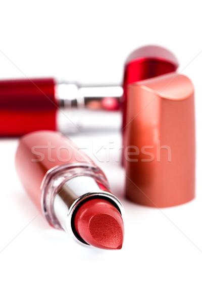 two lipsticks  Stock photo © marylooo