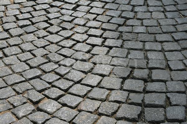 Stones cobblestones Stock photo © marylooo