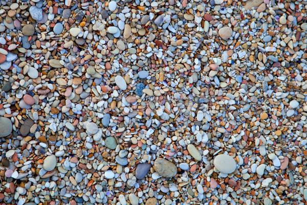 sea pebbles Stock photo © marylooo
