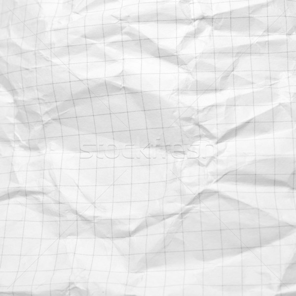 Buruşuk kâğıt soyut arka plan uzay Stok fotoğraf © marylooo