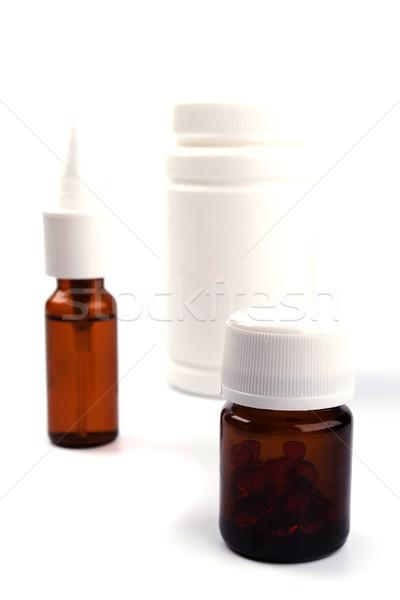 different pills Stock photo © marylooo